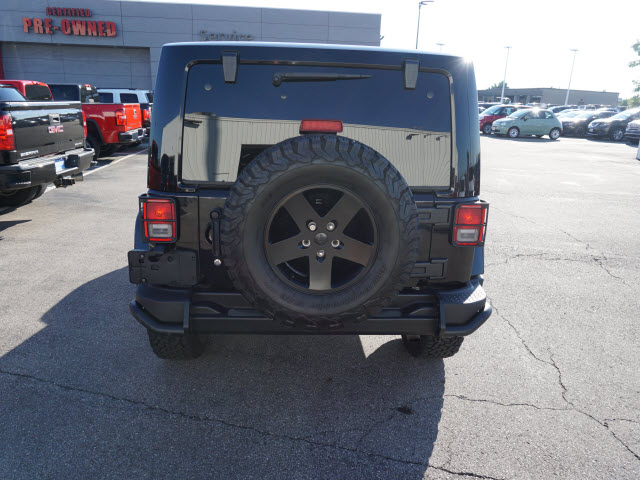 Pre-Owned 2012 Jeep Wrangler Call of Duty MW3