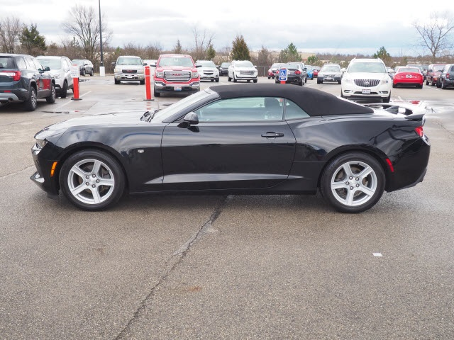 Certified Pre-Owned 2016 Chevrolet Camaro 1LT
