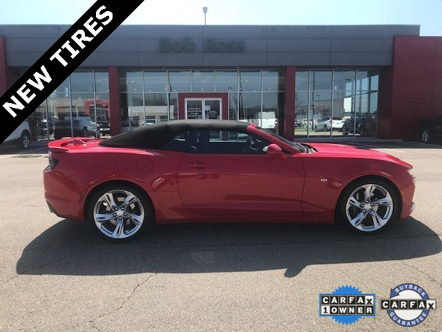 Certified Pre-Owned 2020 Chevrolet Camaro SS