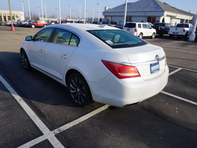 Certified Pre-Owned 2015 Buick LaCrosse Leather