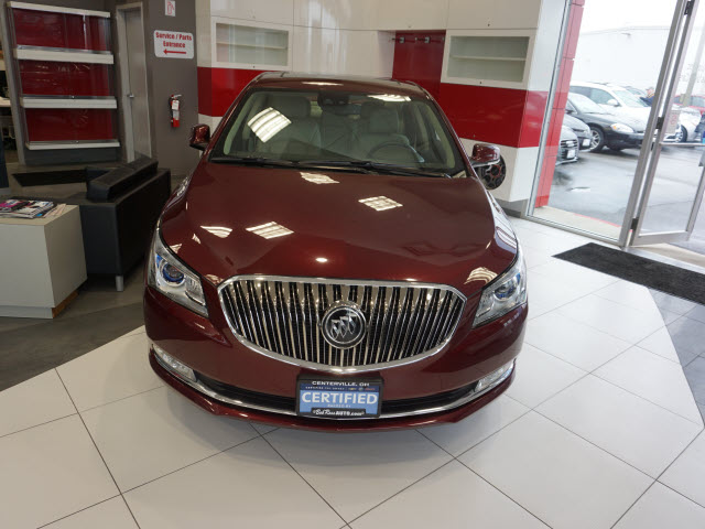 Certified Pre-Owned 2016 Buick LaCrosse Premium I