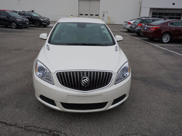 Certified Pre-Owned 2016 Buick Verano Base