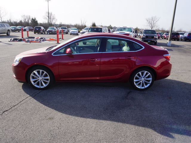 Certified Pre-Owned 2016 Buick Verano Convenience Group