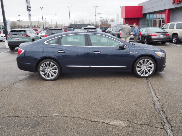 Certified Pre-Owned 2017 Buick LaCrosse Premium I Group