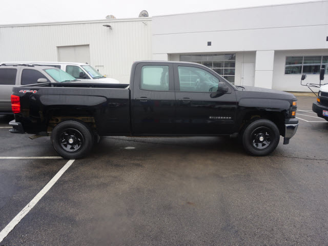 Certified Pre-Owned 2015 Chevrolet Silverado 1500 Work Truck