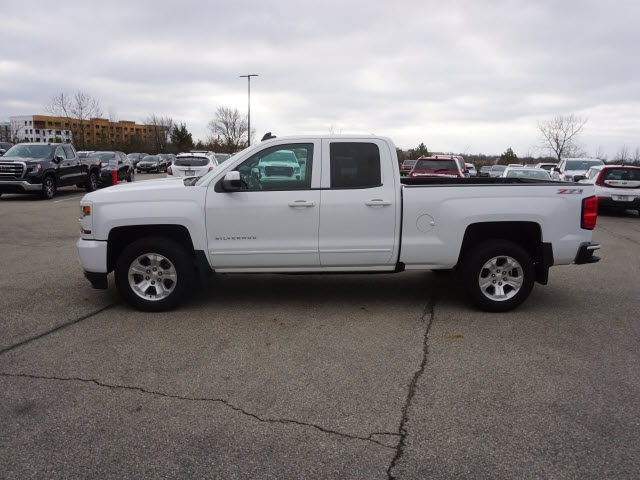 Certified Pre-Owned 2017 Chevrolet Silverado 1500 LT