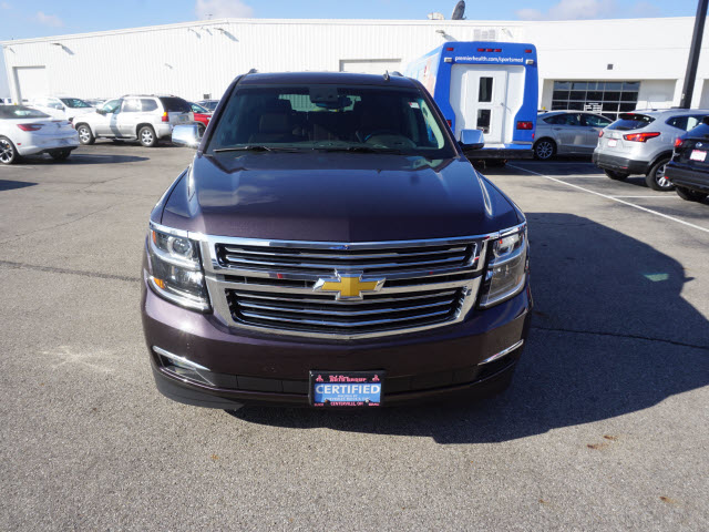 Certified Pre-Owned 2015 Chevrolet Tahoe LTZ