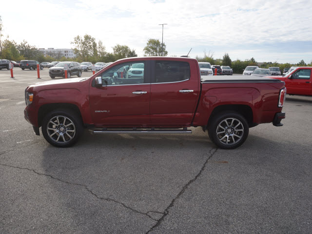 Certified Pre-Owned 2017 GMC Canyon Denali
