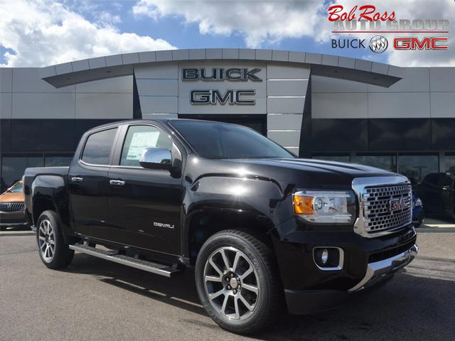 New 2020 GMC Canyon Denali With Navigation & 4WD