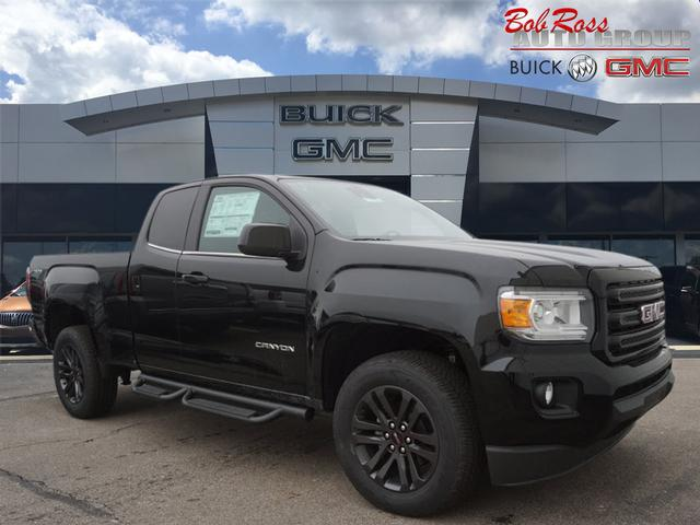 New 2020 GMC Canyon SLE 4WD