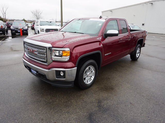 Certified Pre-Owned 2014 GMC Sierra 1500 SLE