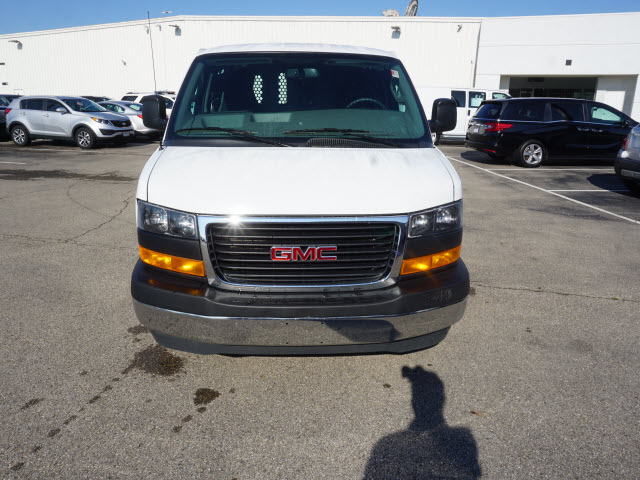 Certified Pre-Owned 2018 GMC Savana Cargo 2500