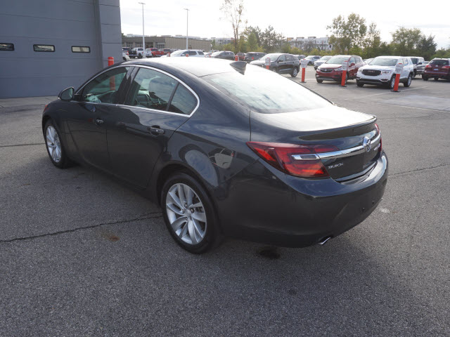Certified Pre-Owned 2016 Buick Regal Premium II