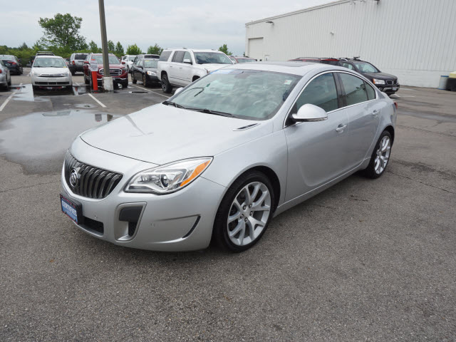 Certified Pre-Owned 2015 Buick Regal GS