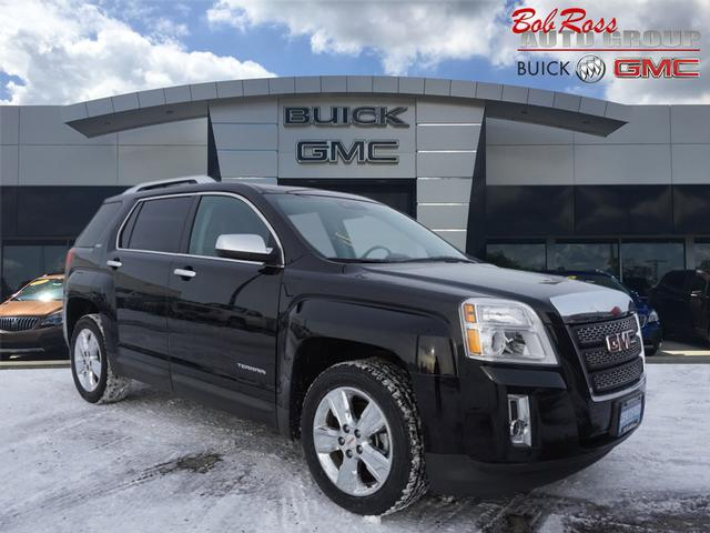 Certified Pre-Owned 2015 GMC Terrain SLT-2