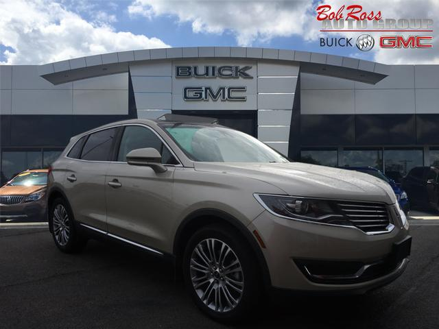 Pre-Owned 2017 Lincoln MKX Reserve