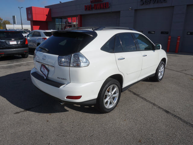 Pre-Owned 2009 Lexus RX 350 Base