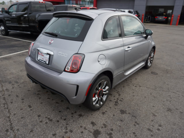 Pre-Owned 2015 FIAT 500 Turbo