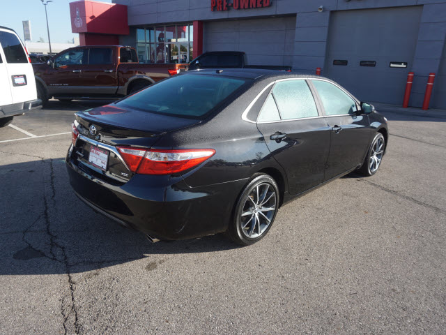 2016 Toyota Camry Xse >> Pre Owned 2016 Toyota Camry Xse V6 With Navigation