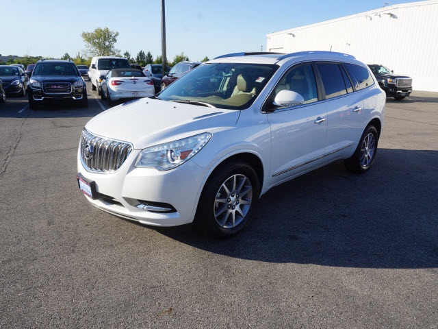 Certified Pre-Owned 2017 Buick Enclave Leather