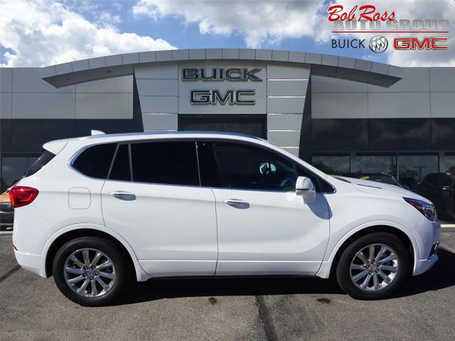 New 2019 Buick Envision Essence Essence 4dr Crossover In Centerville