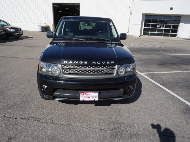 Pre-Owned 2011 Land Rover Range Rover Sport Supercharged