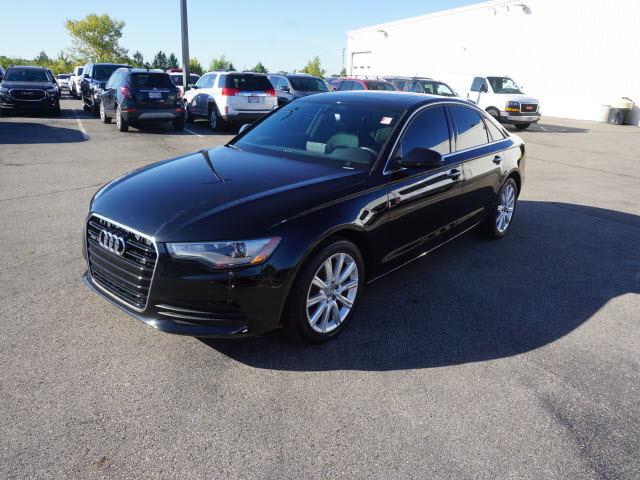Pre-Owned 2015 Audi A6 2.0T quattro Premium Plus