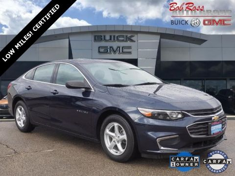 Certified Pre-Owned 2018 Chevrolet Malibu LS