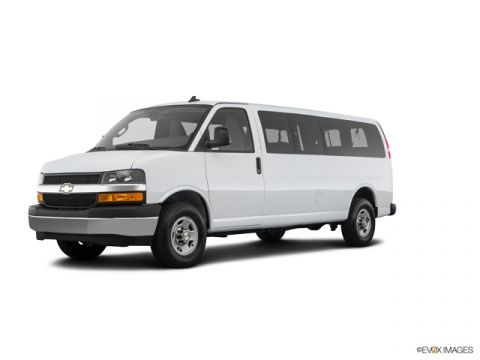 Certified Pre-Owned 2019 Chevrolet Express 3500 LT