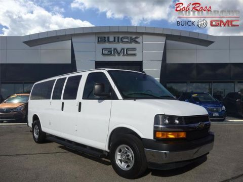 Certified Pre-Owned 2018 Chevrolet Express Passenger LT 3500