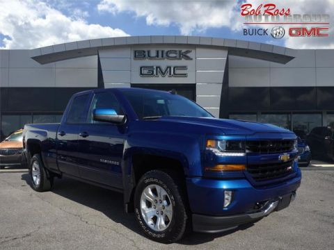 Certified Pre-Owned 2016 Chevrolet Silverado 1500 Z71