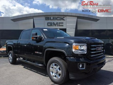 New 2018 GMC Sierra 3500HD SLT