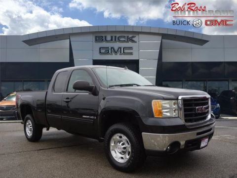 Pre-Owned 2009 GMC Sierra 2500HD SLE