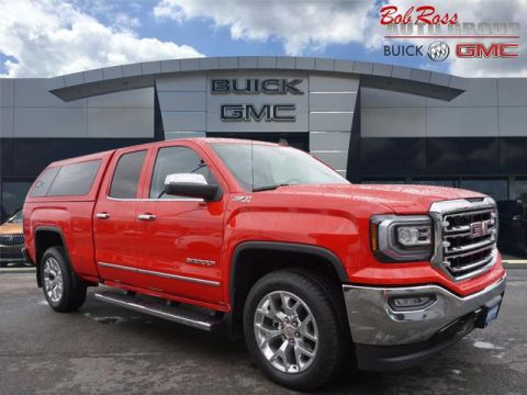 Certified Pre-Owned 2016 GMC Sierra 1500 SLT Z71