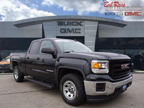 Certified Pre-Owned 2015 GMC Sierra 1500 Base