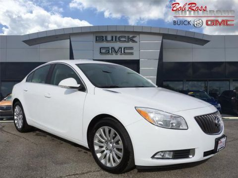 Pre-Owned 2012 Buick Regal Base