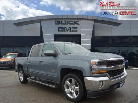 Certified Pre-Owned 2016 Chevrolet Silverado 1500 Texas Edition