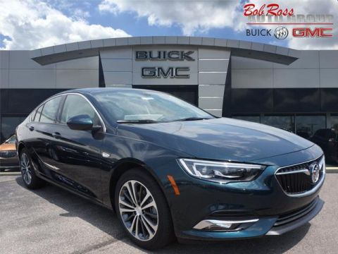 New 2018 Buick Regal Sportback Preferred II