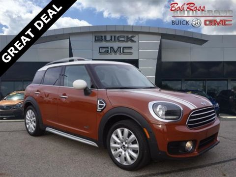 Pre-Owned 2017 MINI Cooper Countryman
